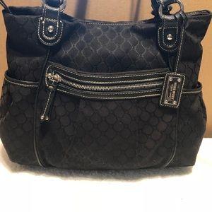 Handbags - NINE WEST SHOULDER BAG BLACK